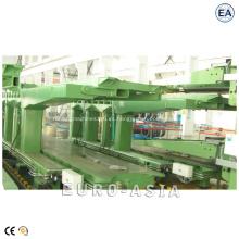 Línea de corte a medida de bobina de acero inoxidable