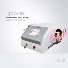 Máquina do uso do hom da redução gorda do laser da lipólise de VCA