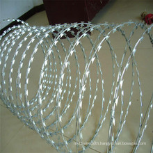 Galvanized Barbed Wire for Fence Protection