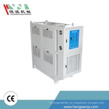 60KW óleo-tipo máquina eletromagnética do controlador de temperatura do molde do aquecimento para a indústria plástica