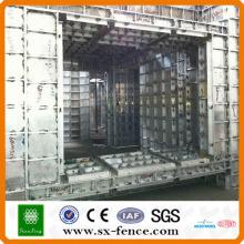 6061 Leichte Aluminiumlegierung Vorlage