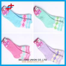 Microfiber towel argyle home new style towel custom socks