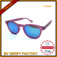 Retro-runden Rahmen, Frauen Sonnenbrille Cp Frames (F15541)