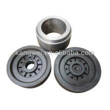 Pièce d'usinage CNC en aluminium de précision
