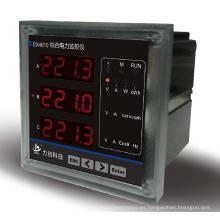 Medidor de Energía Eléctrica de Tres Fases, Ex4610
