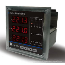 Ex4610 Medidor de energia elétrica multifuncional de três fases