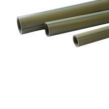 China ppr pipe supplier produce standard length ppr water pipe