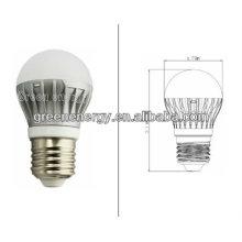 Nicht-dimmbare LED-Lampe, LED-Lampe, A45, E27 Base, 5W, 120 Grad