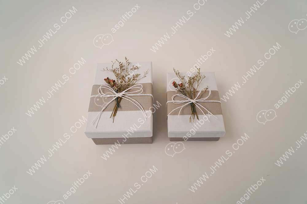 Flower and Herb Gift Box