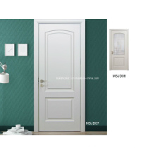 Newly Created Affordable Prices White Oak Interior Solid Wooden Doors