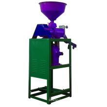 DONGYA 6N-40 1011 Latest design automatic rice huller machine
