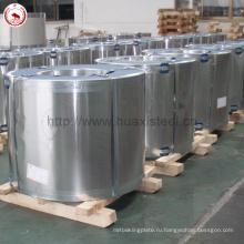 DIN EN10202 Стандартные 5.6 / 5.6gsm Оловянные рулоны с покрытием для кастрюль из тунца Подержанные