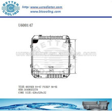RADIATOR 1640035370 pour TOYOTA 84-87 4RUNNER Fabricant et vente directe!