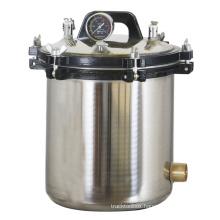 MT MEDICAL Hospital YX-180B 18L 24L 30L Portable High Pressure Vertical autoclave Steam Sterilizer