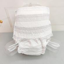 Calças descartáveis de algodão para mulheres noturnas. Calça super sono Lady Anion guardanapo higiênico