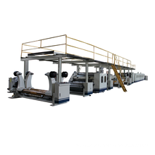 Automatic high speed 3 5 7 Layers corrugated box cardboard production line