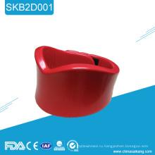 SKB2D001 медицинский шейный воротник пластиковый Жесткий шеи Поддержка Исправлена