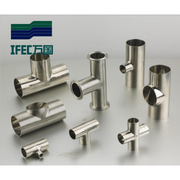 Sanitary Pipe Fitting/Elbow, Bend, Tee, Reducer/Stainless Steel Fitting