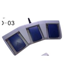 Newheek wireless Foot Switch for x ray machine fluoroscopy and radiology table