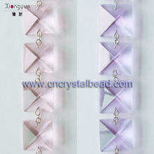 Chaîne de perles 2014 gros cristal