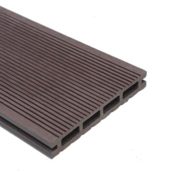 Piso composto de madeira plástica para exterior WPC decks DIY