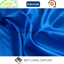 100% Polyester Two Tone Satin Men′s Suit Lining Fabric
