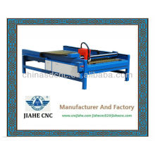 JK-1325 plasma cutting machine for stainless steel precision cutting