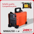 2016 chaud vente DC Inverter de l'ARC de soudage Machine MMA250
