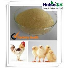 Vende enzima de aves de corral de alta calidad para aditivos para piensos