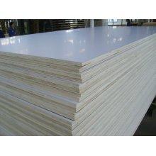HPL para superficies de madera contrachapada