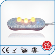 New design 3 jade therapy heating massager handheld hot sale
