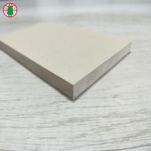 Panneau de MDF de 8 millimètres de PVC de visage