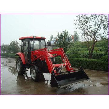 Chargeur de tracteur d'équipement agricole TZ03DP