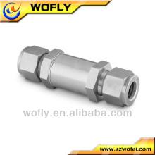 Edelstahl-Stickstoff-Gas-Filter