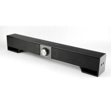 Neue Design DVD TV Soundbar Lautsprecher mit Netzteil