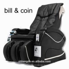 Deluxe Papiergeld betrieben Massage-Stuhl