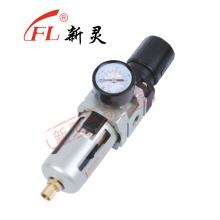 Filtro y regulador neumático comprimido Aw3000-03