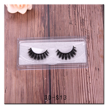 3D False Eyelashes Paket Acryl Display Stand