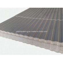 Anti Corrosion PVC Corrugated Wall Cladding (YX8-76-1130)