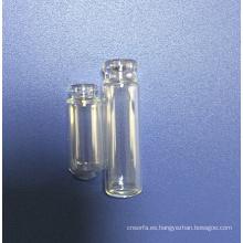 5ml frasco ámbar de cristal Tubular para el embalaje del Perfume