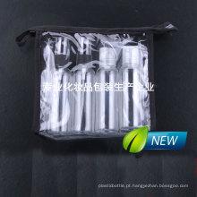 5PCS Travel Bottle Set, Fine Mist Sprayer / Disco Top Cap Bottle, Mini Funnel
