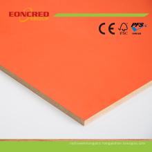 Solid Color Both Sides Melamine Laminated MDF Board