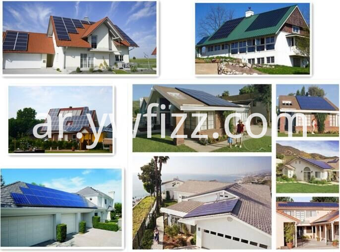 Roof Waterproof Solar Panels