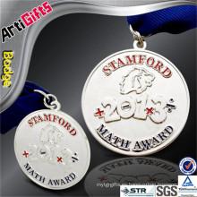 Medallas y divisa de la Copa de deportes de diseño personalizado