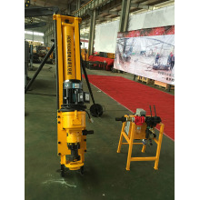 Foundation Borehole Drilling Rig Equipment
