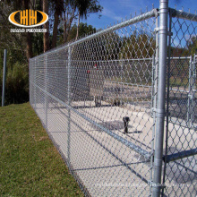 Heavy duty chainlink fence wire galvanize chain link fence