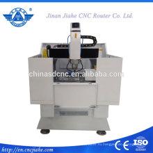 Высокое качество дешевых гравировка металла cnc маршрутизатор
