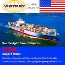FCL e LCL da expedição/recipiente frete da China para os EUA-frete