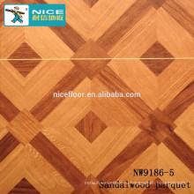 Ламинированные полы из древесины SANDALWOOD PARQUETE