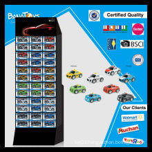 Hot sale friction taxi cars pdq display toy police cars for sale